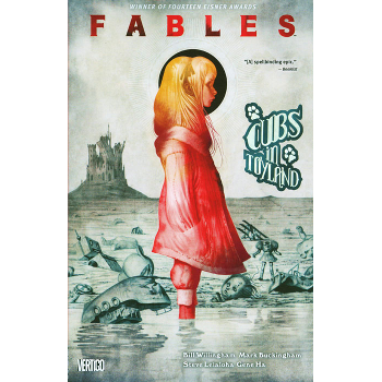 Fables Vol. 18 : Cubs in Toyland TP