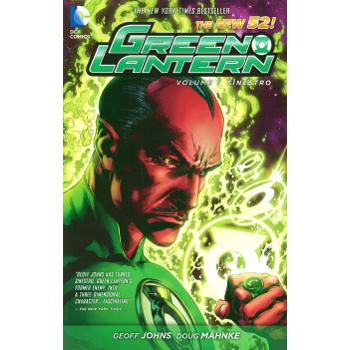 Green Lantern Vol. 1 : Sinestro TP