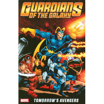 Guardians of the Galaxy : Tomorrow's Avengers Vol. 1 TP