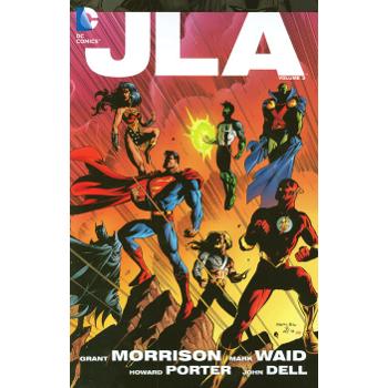 JLA Vol. 3 TP