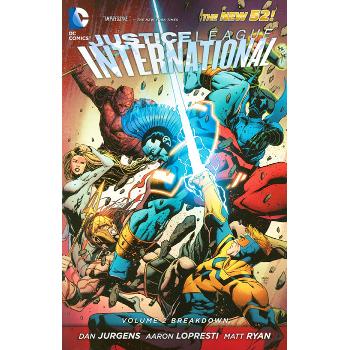 Justice League International Vol. 2 : Breakdown TP (N52)