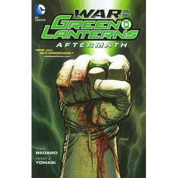 War of the Green Lanterns : Aftermath TP