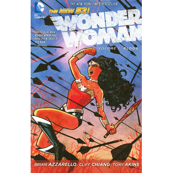 Wonder Woman Vol. 1 : Blood TP (N52)