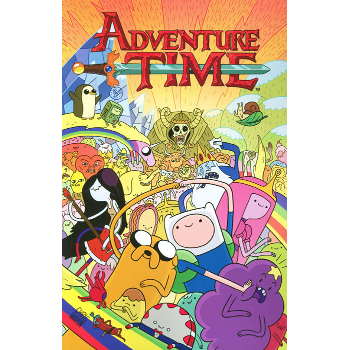 Adventure Time Vol. 1 TP