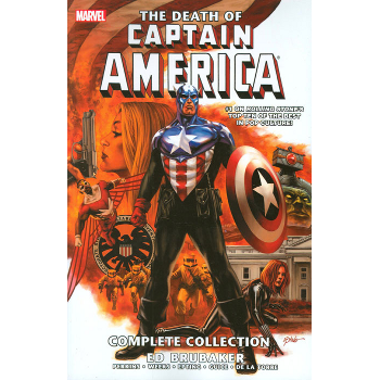Captain America : Death of Captain America Complete Coll. TP