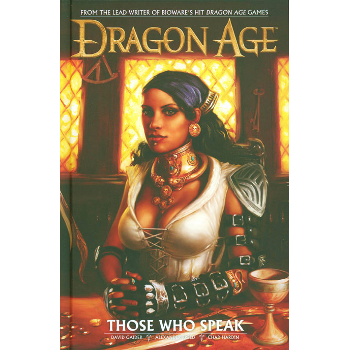 Dragon Age Vol. 2 : Those Who Speak HC