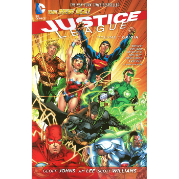 Justice League Vol. 1 : Origin TP (N52)