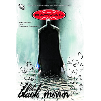 Batman : The Black Mirror TP