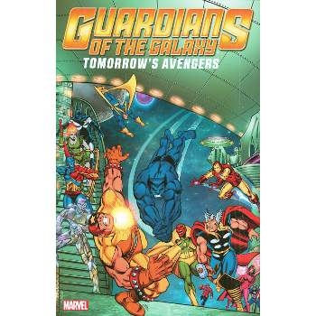 Guardians of the Galaxy : Tomorrow's Avengers Vol. 2 TP