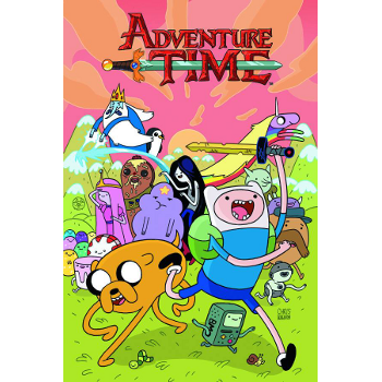 Adventure Time Vol. 2 TP