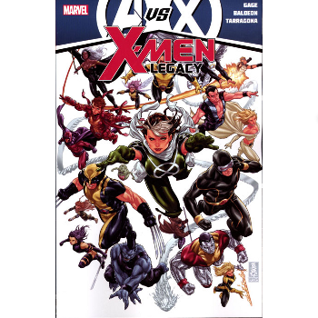 Avengers vs X-Men : X-Men Legacy TP