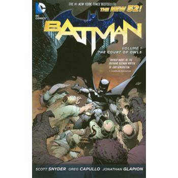 Batman Vol. 1 : The Court of Owls TP (N52)