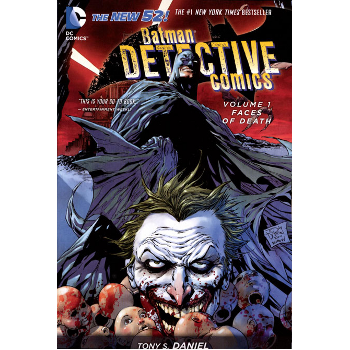 Batman - Detective Comics Vol. 1 : Faces of Death TP (N52)