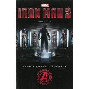 Iron Man 3 Prelude TP