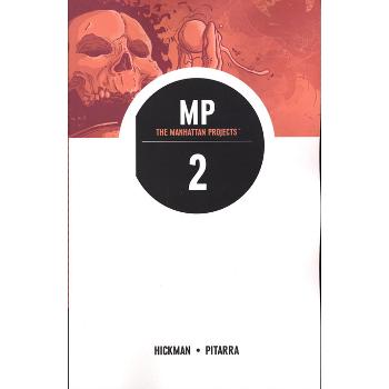Manhattan Projects Vol. 2 TP