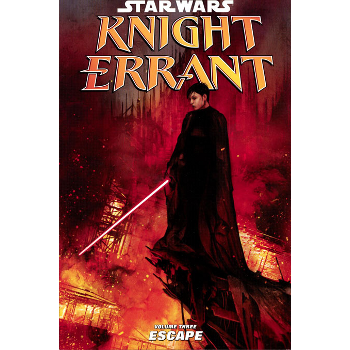 Star Wars Knight Errant Vol. 3 : Escape TP