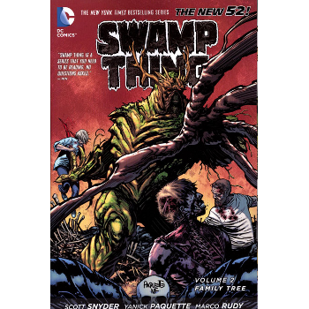 Swamp Thing Vol. 2 : Family Tree TP (N52)