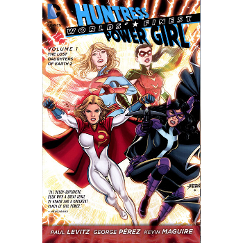 Worlds' Finest Vol. 1 : Lost Daughters of Earth 2 TP (N52)