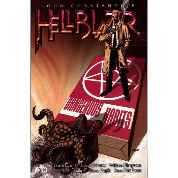 Hellblazer Vol. 05 : Dangerous Habits TP