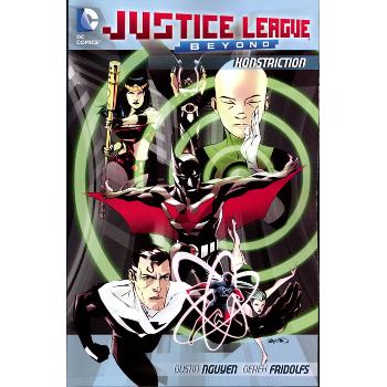 Justice League Beyond : Konstriction TP