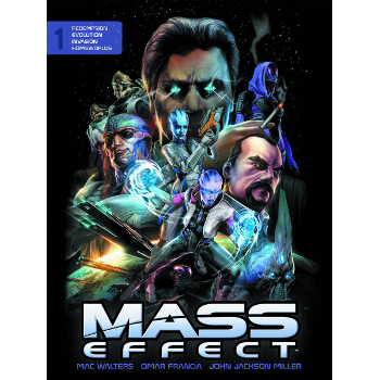 Mass Effect Library Edition Vol. 1 (O)HC