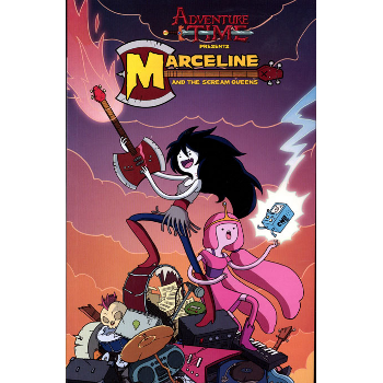 Adventure Time : Marceline & Scream Queens TP