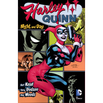 Harley Quinn : Night and Day TP