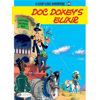 Lucky Luke Adventure Vol. 38 Doc Doxey's Elixir (O) SC
