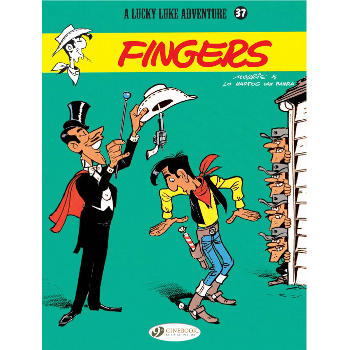 Lucky Luke Adventure Vol. 37 Fingers (O) SC