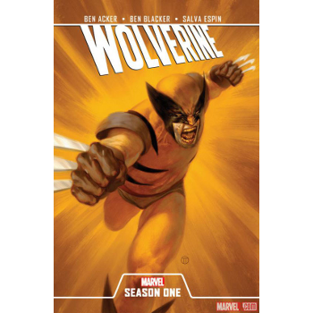 Wolverine : Season One HC