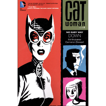 Catwoman Vol. 2 : No Easy Way Down TP