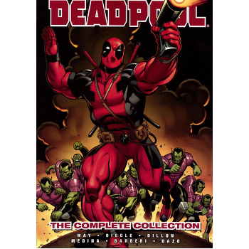 Deadpool Complete Collection by Daniel Way Vol. 1  TP