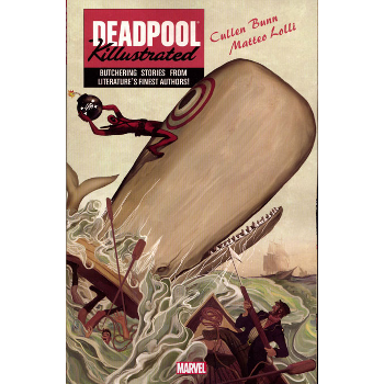 Deadpool Killustrated TP