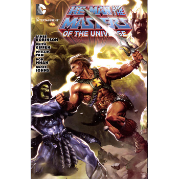 He-Man & Masters of the Universe Vol. 1 TP