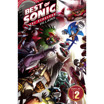 Best of Sonic the Hedgehog : Villains HC
