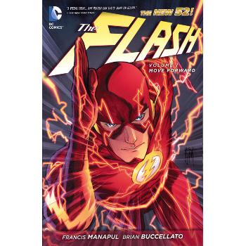 Flash Vol. 1 : Move Forward TP (N52)