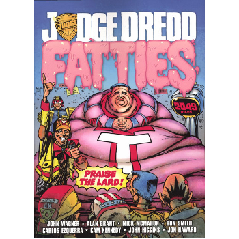 Judge Dredd : Fatties (O)SC