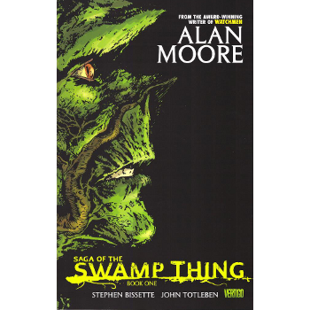 Saga of the Swamp Thing Vol. 1 TP