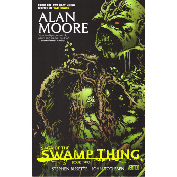 Saga of the Swamp Thing Vol. 2 TP