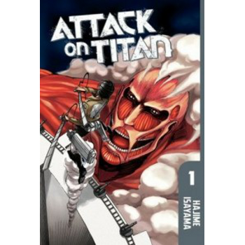 Attack on Titan Vol. 01 SC