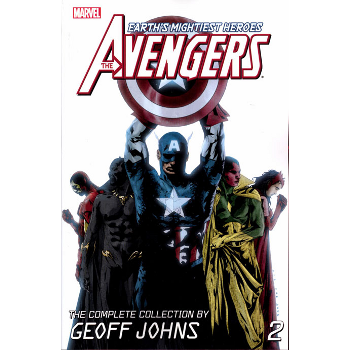 Avengers : Complete Collection Geoff Johns Vol. 2 TP