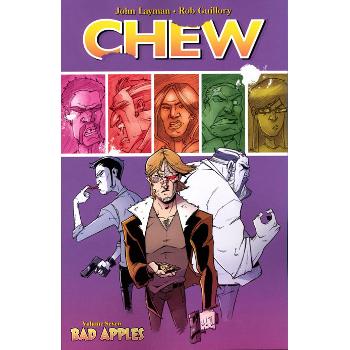 Chew Vol. 07 : Bad Apples TP