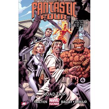 Fantastic Four Vol. 2 : Road Trip TP