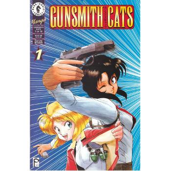 Gunsmith Cats 1