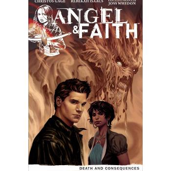 Angel & Faith Season 9 Vol. 4 : Death and Consequences TP