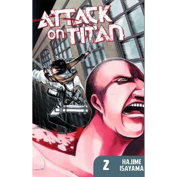 Attack on Titan Vol. 02 SC
