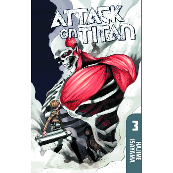 Attack on Titan Vol. 03