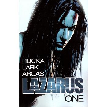 Lazarus Vol. 01 TP
