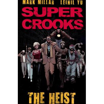 Super Crooks : The Heist TP
