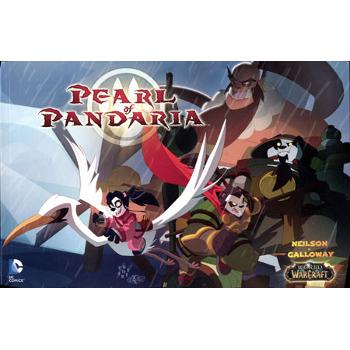 World of Warcraft : Pearl of Pandaria SC
